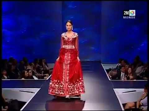 موديلات القفطان المغربي - مجلة زفافي