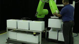 FANUC's New CR-35iA Collaborative Robot