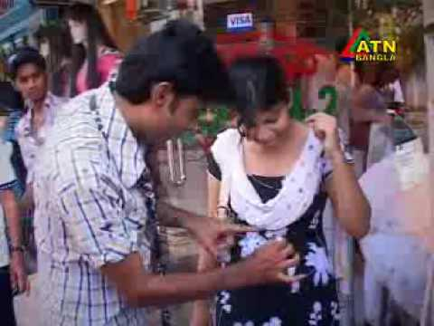 Atn Bangla Eid Magic Show 2009 In Street Magic, video