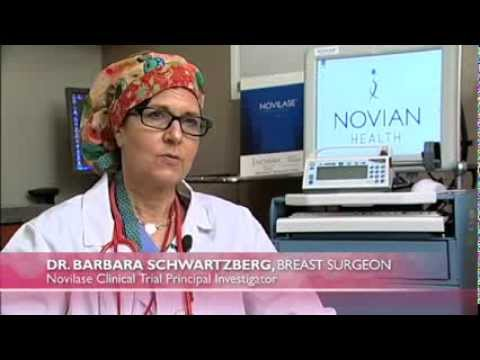Novilase Clinical Trial (BR-002) Laser Therapy Treatment for Breast Cancer