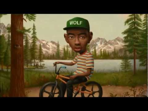 Tyler The Creator Feat. Nas &amp; Frank Ocean - 48 (WOLF)