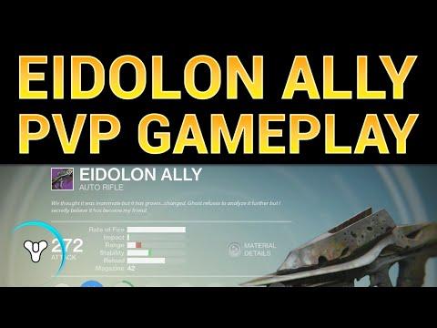 Planet Destiny: Eidolon Ally   PvP Gameplay!