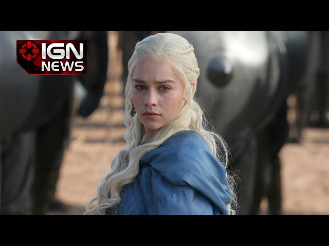 First Four Episodes of Game of Thrones S5 Leaked Online - IGN News