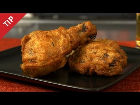 How to Take the Stress Out of Fried Chicken - CHOW Tip
