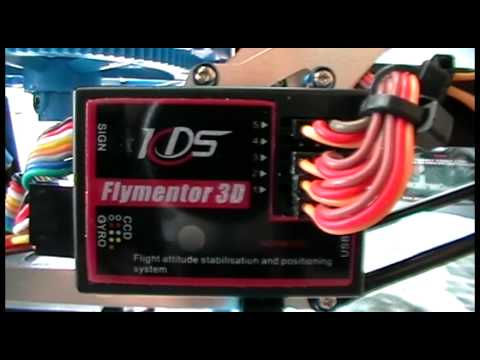 KDS FlyMentor 3D Mounting