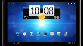 4G Планшет HTC JETSTREAM (Qualcomm Snapdragon MSM8260 1500 МГц)