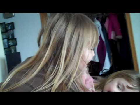 Two sisters kick the snot out of me.