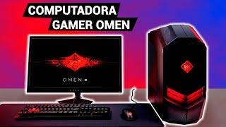 Computadora HP OMEN ¡Super pc gamer de alto desempeño!