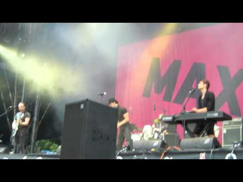 Maximo Park &quot;Our velocity&quot; live 01.06.2012 Rock im Park