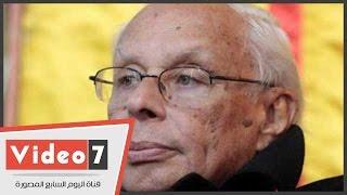 """جورج إسحاق: """"محمد السيد سعيد"""" كان شخصية شجاعة وحارب الظلم"""