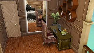 The Sims 4: Speed Build | Island Living | Tropical House up to 172k part 2- furnishing | No CC