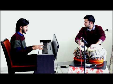 Dil Diyan Gallan Instrumental - Piano/Tabla Cover