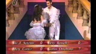 Tatiana Capote Bailando Mambo en Bailando con las Reinas
