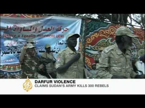 Sudan rebels dismiss 'cheap propaganda' over clashes