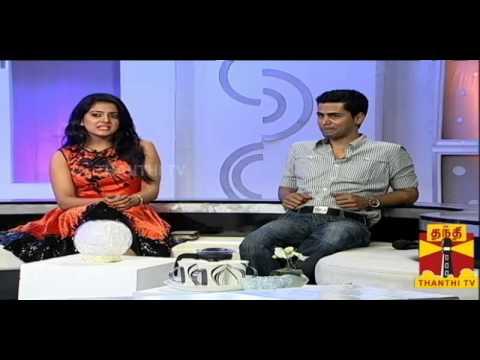 Natpudan Apsara - Singer Krish & Actress Vishakha  Seg-1 Thanthi Tv 21.12.2013 video