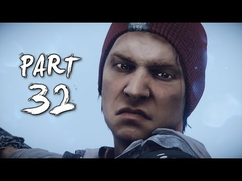Infamous Second Son Gameplay Walkthrough Part 32 - Cole's Legacy DLC (PS4)