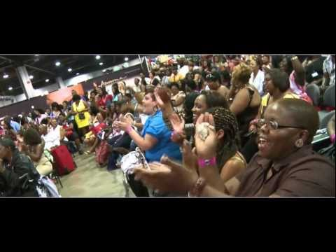 Bronner Bros. International Hair Show August 2011 Highlight Video