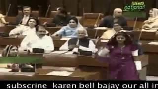 krishna kumari first hindu senator in Pakistan history