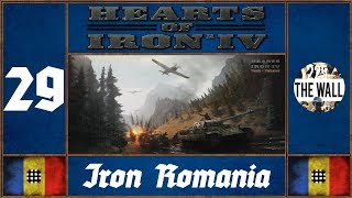 Iron Romania - Hearts of Iron 4 Death or Dishonor [Gameplay ITA #29]