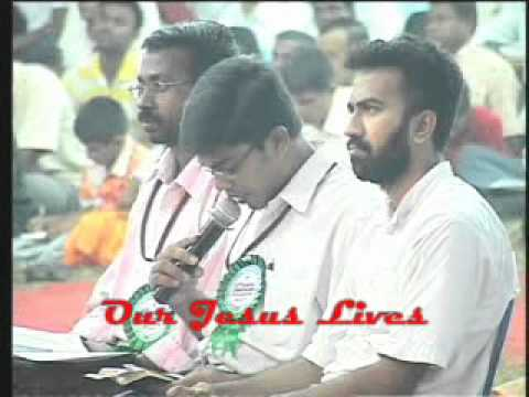 Kumbanad Convention 2011,Pr Philip P Thomas,2Kings 7 3 11 Part 3