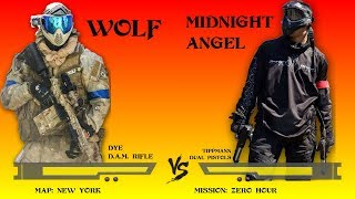 WOLF VS MIDNIGHT ANGEL HEAD TO HEAD BATTLE!!!!!!