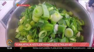 Dr. Ayça Kaya ile Sağlık Mutfakta (22. 04. 2017)