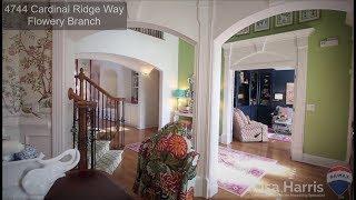 Professional Video 4744 Cardinal Ridge Way with Grandview Estates Swim & Tennis Amenities