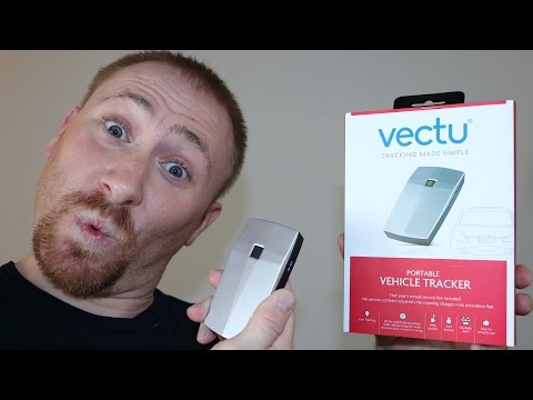 Vectu Portable Vehicle Tracker Review