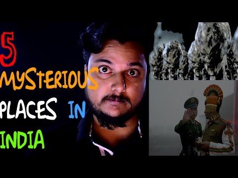 5 MYSTERIOUS PLACES IN INDIA| भारत के पांच  रहस्यमय जगहें [HINDI]