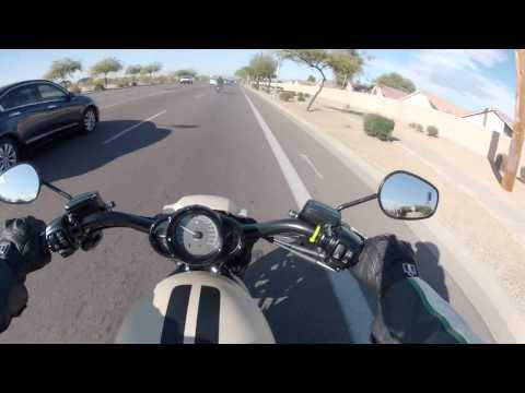 Ride Review 2014 HARLEY DAVIDSON V ROD .pt1