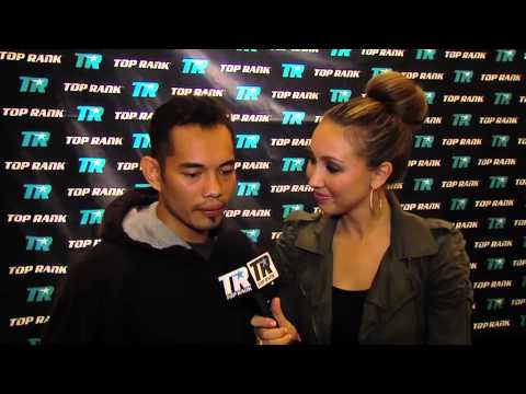 0 - Boxing: If Donaire Didn't Fight, He'd... Sing? - Boxing and Boxers