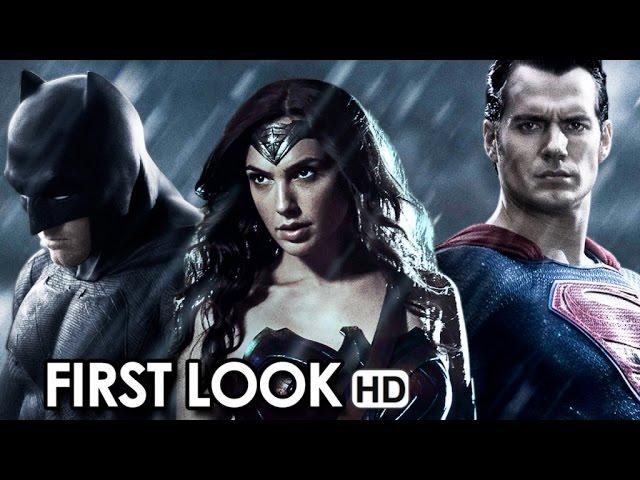 Batman v Superman: Dawn of Justice FIRST LOOK (2016) - Henry Cavill, Ben Affleck HD