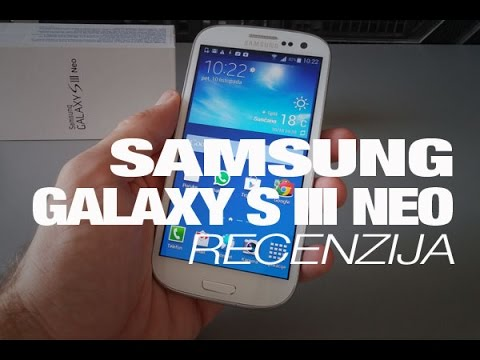 Samsung Galaxy S3 Neo Recenzija