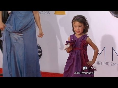 'Modern Family's' Lily Makes Emmys Debut