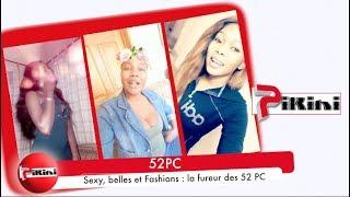 Sexy, belles et Fashions : la fureur des 52 PC