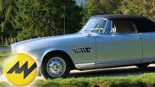 Vintage BMW 503 Convertible 1956 | Motorvision