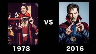 Doctor strange All Transformation in the movie [ 1978 - 2016 ]