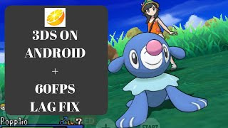 Fix lag using 60fps cheats for Pokemon Ultra Sun & other games | Citra MMJ Android
