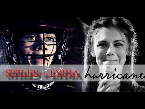 ► Stiles + Lydia   Hurricane
