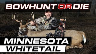 Bowhunting Minnesota | Last Day Buck - BHOD - S09E30