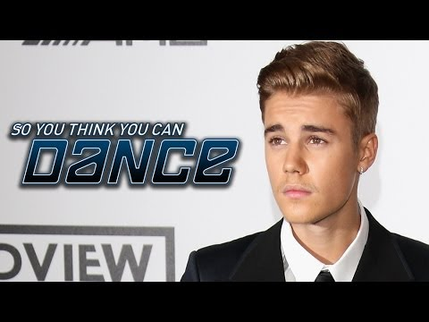 Justin Bieber Joins So You Think You Can Dance For New Competition...