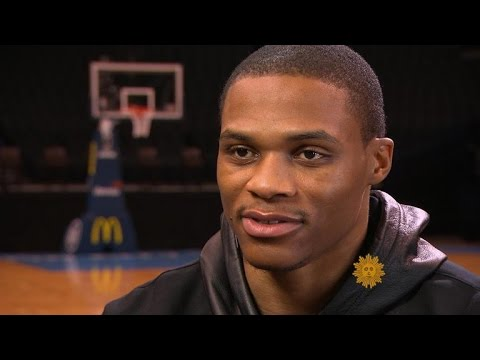 NBA's Russell Westbrook: What inspires me