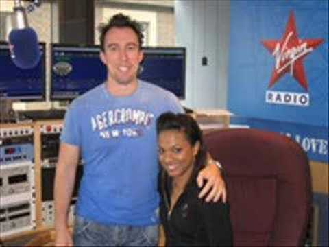 David Tennant pranks Freema Agyeman on Virgin Radio!