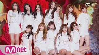 [2018 MAMA PREMIERE in KOREA] IZ*ONE_INTRO + La Vie en Rose 181210