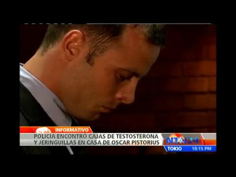 Nuevos y comprometedores hallazgos en el caso Pistorius complicarían su trayectoria deportiva