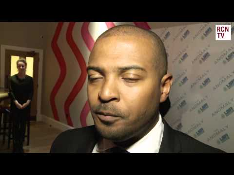 Noel Clarke Interview The Anomaly Premiere
