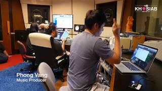 Vocal Production With Phong Vang 'Hlub hauv npau suav - Jerry Xiong'