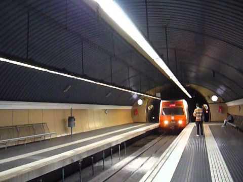 Barcelona Tibidabo Metro Barcelona Metro l7 Avinguda