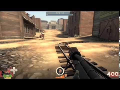 Team Fortress 2 MVM #2 – A Great Comeback