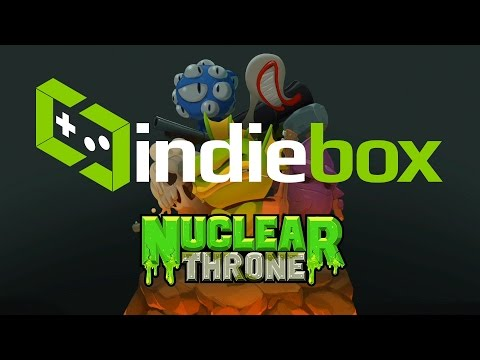 Indie Box - luty 2016 - Nuclear Throne